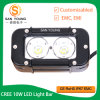 10W CREE Truck LED Light Bar for Offroad Vehicles Working and Driving
