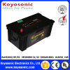 12V 200ah Battery Global Car Battery Maintenance Free Calcium Battery
