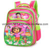 Kindergarten Primary Double Shoulder Cartoon Child Children Kids Bag (CY3642)