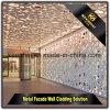 2017 New Customized Aluminum Interior Wall Cladding Panel