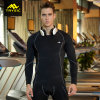 Men High Elastic Good Quality Sport Shirt Active Wear
