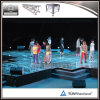 Event Portable Dance Acrylic Stage Platform Adjustable Height