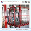 Three-Dimensional Vertical Platform Lift for Coating Painting Line