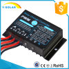 10A-12V-St Mini Solar Controller with Waterproof Light+Time Controller