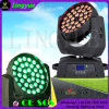 36X12W RGBW 4 in 1 Wash Zoom Movinghead LED