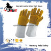 Cowhide Split Leather Industrial Safety Welding Work Glove