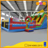 Giant Inflatable Obstacle Combination Course with Slide (AQ0150)