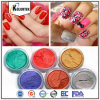 Mica Shimmer Blue Pearl Nail Polish Pigment Supplier