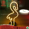 High Quality Neon Sign Decoration LED Cactus Sculpture Flamingo Table Lamp for Room