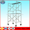 Construction 1930*1219 Mobile Ladder H Frame Types of Steel Scaffold Ladder