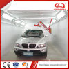 Guangli Manufacturer High Quality Cheap Rear Exhaust Car Spray Paint Booth with Movable Infrared Light Heating