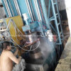 Vertical Type 3m Rolls CNC Induction Hardening Machine