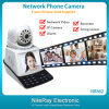 Wireless Indoor Secority Dome CCTV Camera