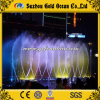 Floor Type Colorful Light Show Water Dancing Music Fountain