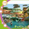 Amusement Park Water Play Equipment Fiberglass Water Slide for Sale