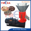 Automatic Flat Die Biomass Sawdust Wood Pellet Machine