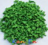 EPDM Granules for Sport Field Surface (K15 Apple Green)