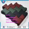 En1177 Outdoor Rubber Flooring, Safety Floor Tile, Playground Rubber Tile