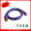 Wholesale for iPhone 5 USB Cable with Nylon Braid