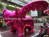 Advertising Cute Pink Inflatable Pig Model for Sale