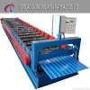 Color Coated Blue Corrugated Steel Roof Sheet