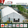 TFS Outdoor Big Exhibition Tent 40X100m Curved Structure at Kazakstan
