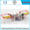 Powder Coating Plant for Painting Cast Aluminum to Save Space