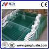 Transparent Tempered Glass for Building with Large Parnel
