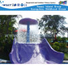 Kids Small Playgrounds Water Slide Equipment (M11-04807)