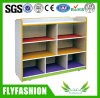 Multifunction Kids Cabinet, Children Wooden Bookshelf (SF-120C)