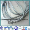 Offshore/Hoist/Crane Wire Rope with Construction 6*37