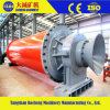 High Efficiency ISO 9001 Continuous Overflow Ball Mill