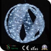 Acrylic LED Lighting Hanging Outdoor Christmas Decoration Balls