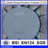 Composite Stainless Steel Carriageway Triangle Manhole Cover