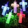 Cross 10m 100LED Christmas Light String