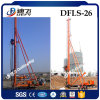 26m Depth Screw Deep Bore Pile Drilling Rig Machine Price