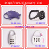 Digital Password Padlock Luggage Lock with High Security