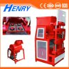 Hr2-10 Hydraulic Lego Brick Making Machine Soil Clay Interlocking Brick Machine Siemens Motor