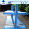 Double Side Steel Pipes Long Tubes Storage Cantilever Rack