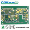 Hard Gold Board, Gold Plating PCB, 10 Layers