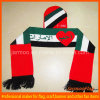 Promotional National Flag Fan Scarf
