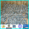 Galvanized Cargo Lashing Chain with C Hook