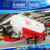 V Shaped Tri-Axle Cement Bulker, Bulk Cement Tanker Semi Truck Trailer