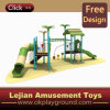 CE Plastic Children Outdoor Playground Equipment for Park (X1229-2)