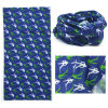 Factory OEM Produce Customized Logo Printed Multifunctional Tubular Bandana
