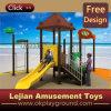 En1176 Funny Kids Plastic Playground for Park (X12193-9)