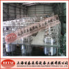 Sanitary Jacketed Stainless Steel Mixing Tank Project