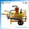 Gasoline Driven Hydraulic Splitter for Splitting