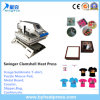 Swinger Clamshell Heat Press Machine High Pressure Heat Transfer Equipment