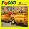Light Weight Js500 Twin Shaft Electric Mini Concrete Mixer Manufacturer